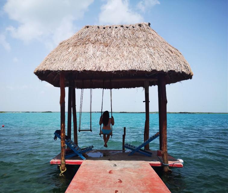 #bacalar #méxico #lagoon #beautiful #p20pro  #freetoedit