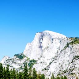 mountain rock park yosemite nationalpark day pcmountain freetoedit pctheblueabove theblueabove
