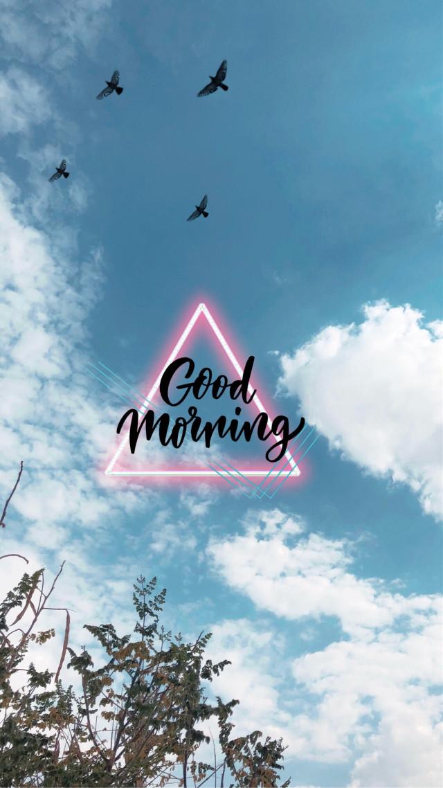 #freetoedit #sky #morning