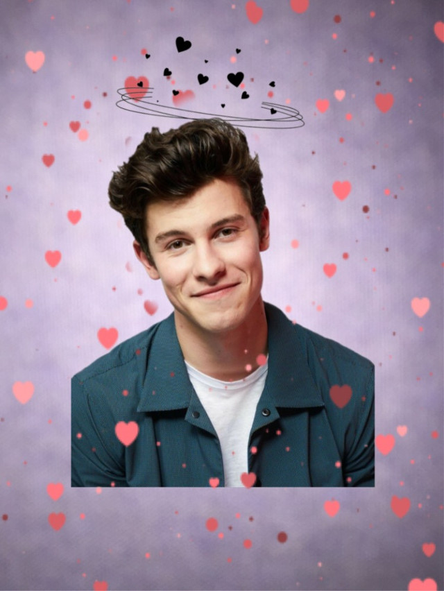 #freetoedit #shawnmendes #hearts #love