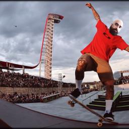 skateboarding xgames faceswap
