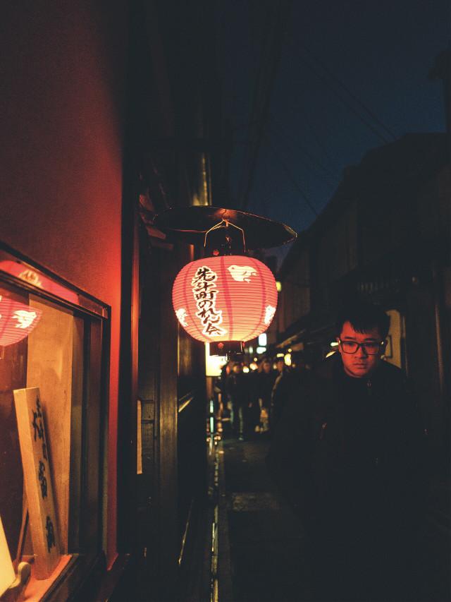 #japan #kyoto #streetphotography #night #vsco #fujifilm