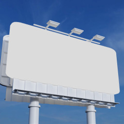 freetoedit billboard sky clouds background