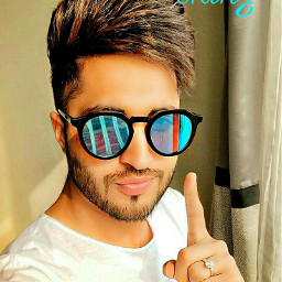 Jassi Gill Hairstyle Back Side