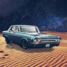 freetoedit car space desert driving planet galaxy lonlyness emptyness