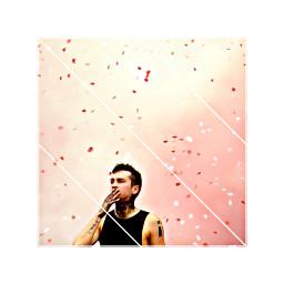 pink confetti tylerjoseph tylerj twenty