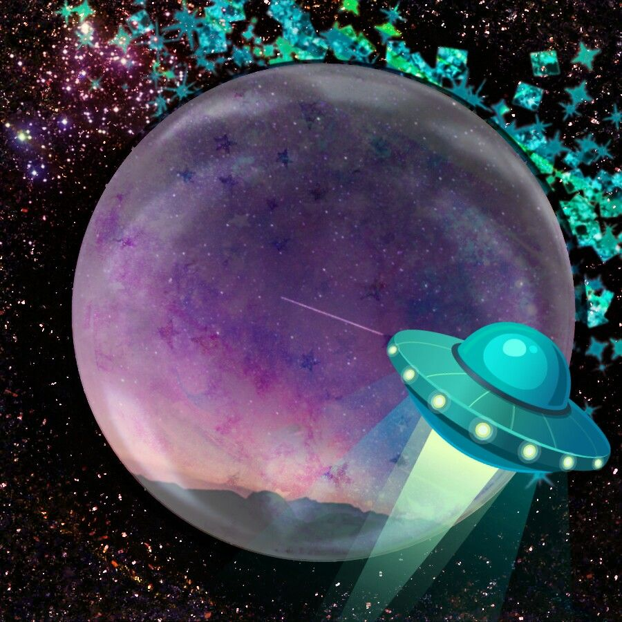 #freetoedit #ufo #space #spaceship