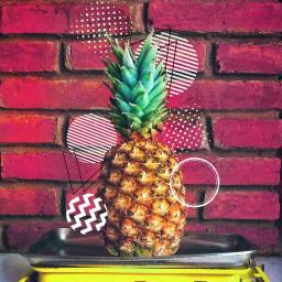 fruit ananas kpop kpopbrush brushes freetoedit