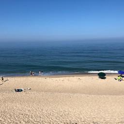 freetoedit beach umbrellas sea ocean