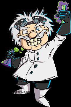 cientific laboratory cartoon freetoedit
