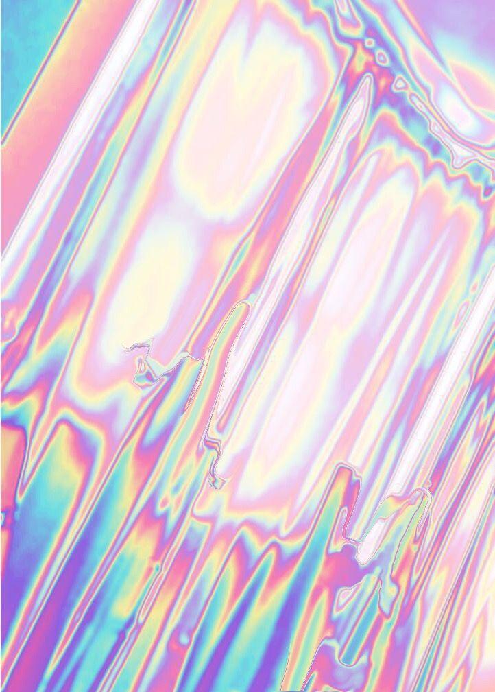 Freetoedit Holographic Holo Grunge Pastel Rainbow Backg