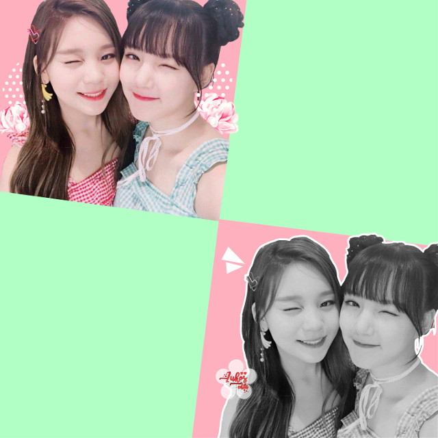 happy birthday my queens!  #jungyerin #yerin #kimyewon #umji #gfriend #kpop