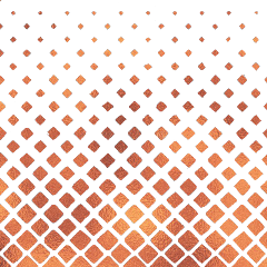 background overlay geometric copper bronze