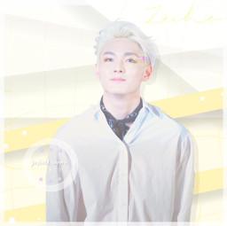 sf9 zuho baekjuho yellow white