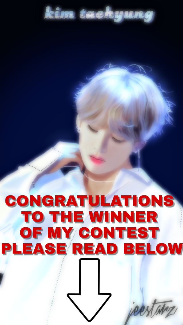 Congratulations to the amazingly talented winner of my contest @jeestarz !!!🎉🎉🎉 Their art is absolutely stunning and everyone needs to check it out and follow them!💗💗 Also go and congratulate them on winning!💕💕💕  #freetoedit #winner #contest #kpop #kpopfanart