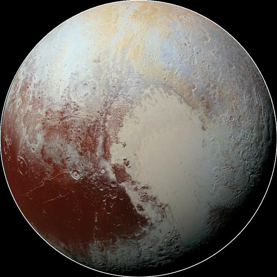 #pluto #pluton #space #universe #planet #134340 #bts