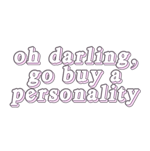 tumblr kawaii quote aesthetic cute transparent overlay