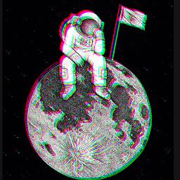 space glitch imakeit