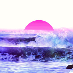 ircbeachsunset beachsunset freetoedit