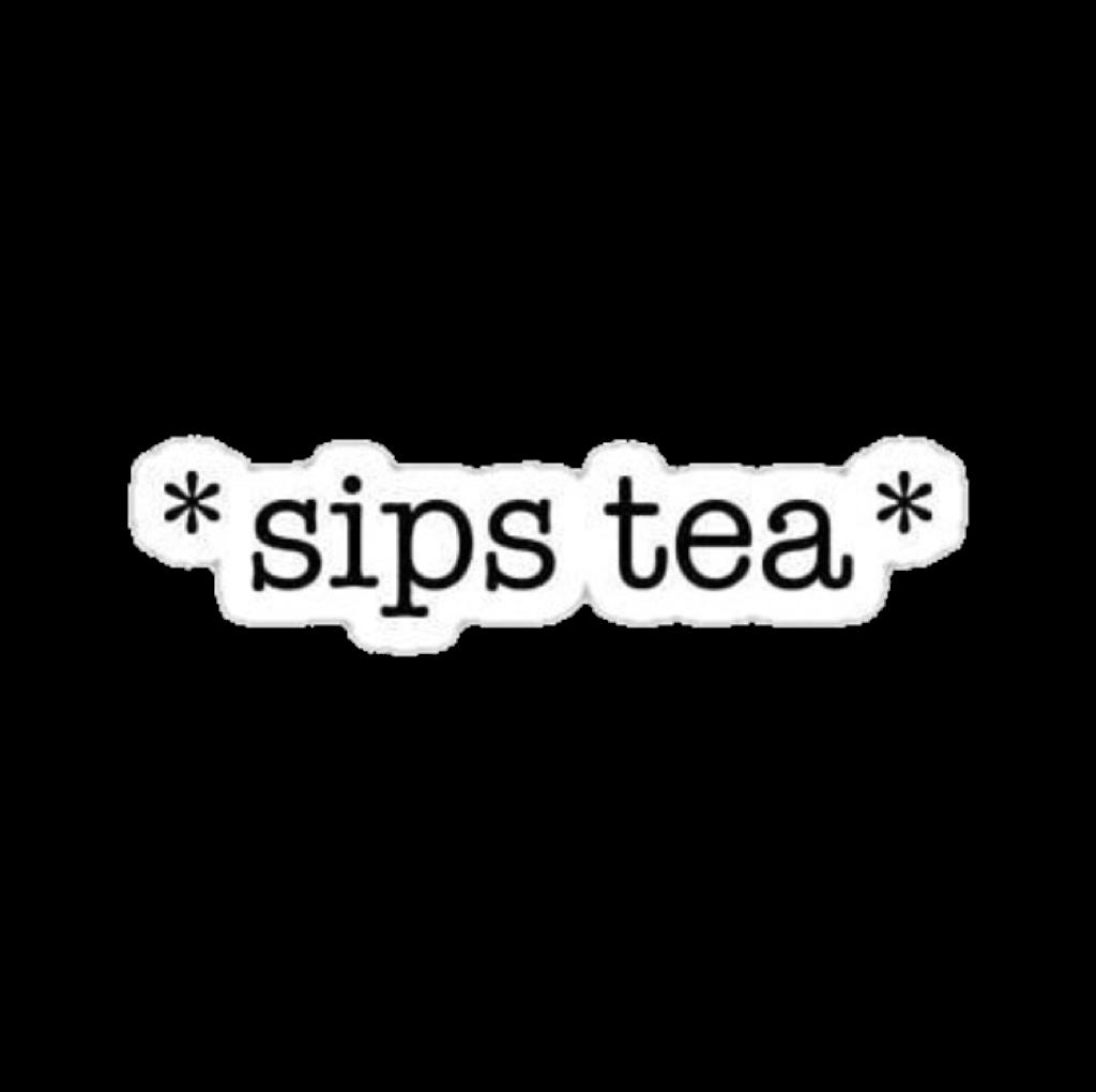 Tea white black aesthetic grunge tumblr niche