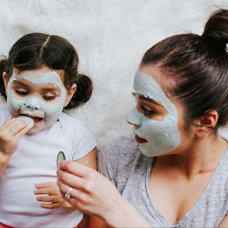 facemask winner motherdaughter beautify