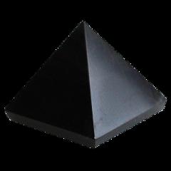 prism pyramid black