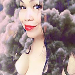 freetoedit selfie artisticselfie doubleexpossure me