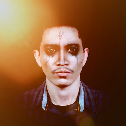 digitalart selfportrait