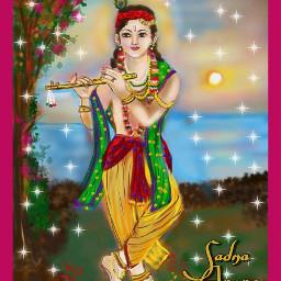greetings krishna india dharmik hindu freetoedit