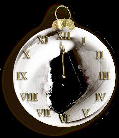 clock watch analog foreground background