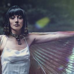 photography portrait costume goddess beautiful