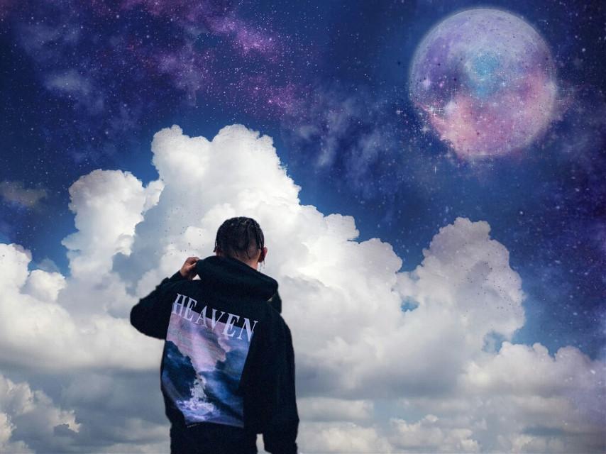 #freetoedit #galaxy #sky #heaven