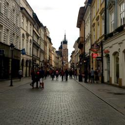 photography city architecture krakow poland freetoedit