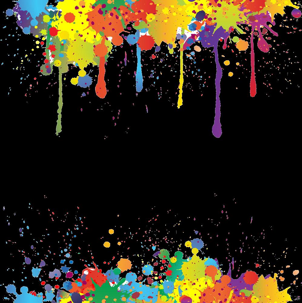frame paint splash splatter paintspalsh paintsplatter...