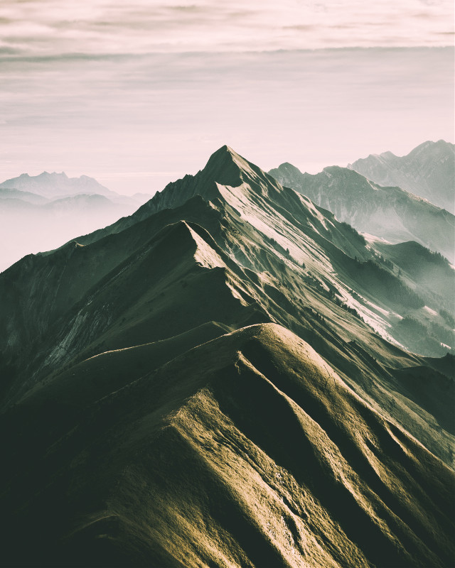 You only fail when you stop trying! Try remixing! Unsplash (Public Domain) #background #backgrounds #hill #hills #nature #freetoedit