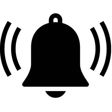bell sino notification notifica231227o youtube icon 237cone