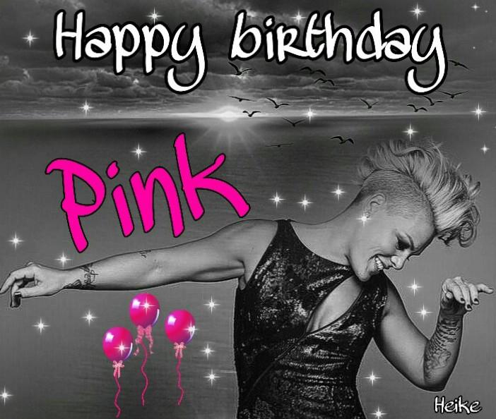 #freetoedit #pink#birthday#singer#popstar #myedit#madewithpicsart