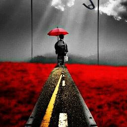 freetoedit light sky color red