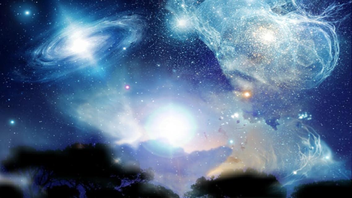#freetoedit #beautiful #sky #night #star #starrynight
