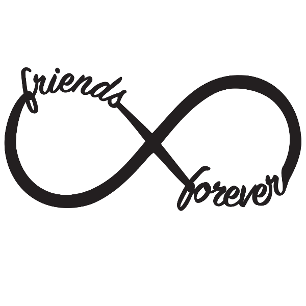 friendsforever friends infinity bff words text letters...