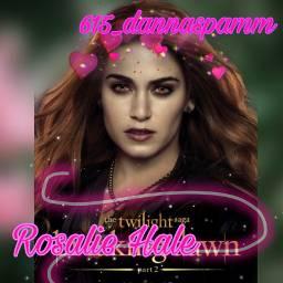 freetoedit twilightsaga rosaliehale jasperhale alicecullen