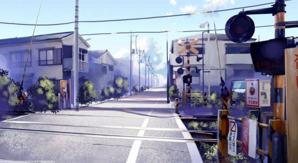 Yandere Anime Manga Japan Background Aesthetic Japanese