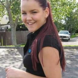ponytail longhair redhairdontcare redhairlove oldskool pcponytail