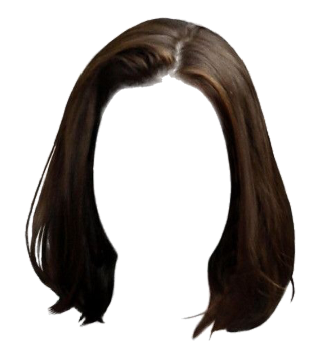 #hair #wig #shorthair #brunette #brown #straighthair  #brownhair #weave #tracks #hairstyle #wigs #polyvore #moodboard #tumblr #aesthetic #arthoe #arthoeaesthetic #transparent #niche #png #stickers #sticker