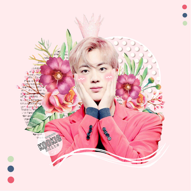 Jinnie!🌺🌿 ~•~•~•~•~•~ Ahh! I loved how this turned out...kinda of. I liked my previous one better. Im gonna try to make my account more aesthetic by doing styles instead posting a bunch of random crap. So yeaahhh. Next edit will be of Yoongi, this is took a while so i might do it tomorrow. I hope you like it! Love you all!💕💕💜💜🌺🌺😇 •tags• #bts #bangtanboys #bangtansonyeondan #btsjin #jinbts #jinnie #kimseokjin #seokjin #worldwidehandsome