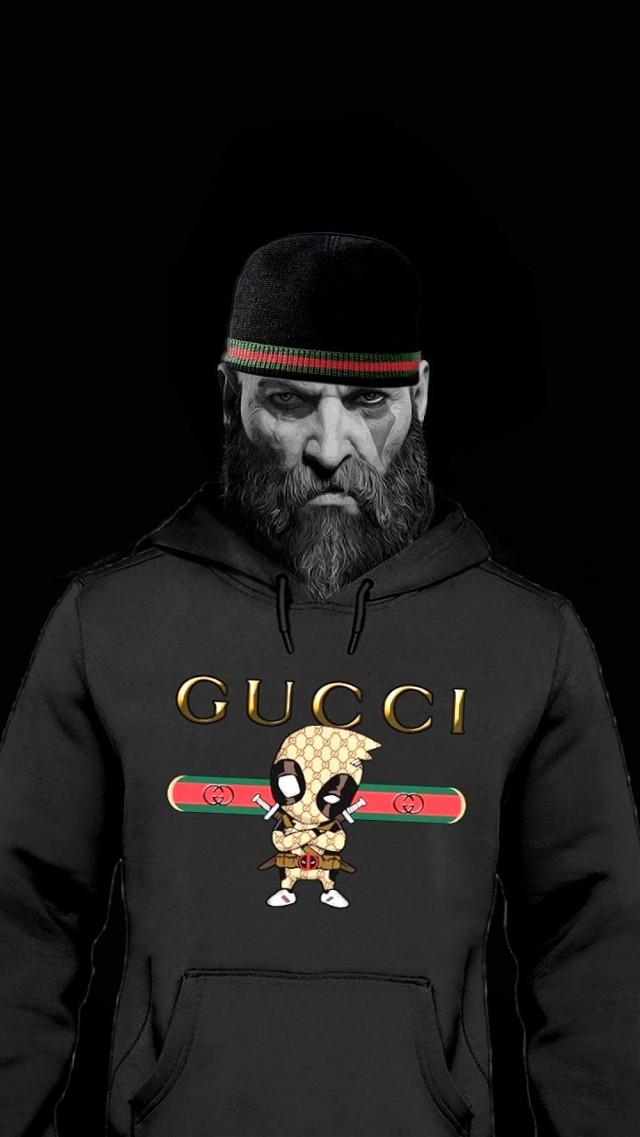 #freetoedit #kratos #godofwar2018 #godofwar #gucci