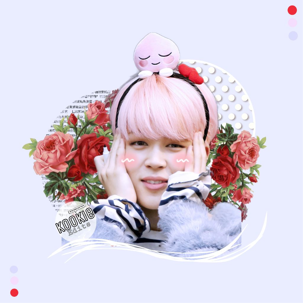 Jiminie🌹🌱 ~•~•~•~•~•~ Yay! Jiminie! He's soo kewt!!! Ugh i can never choose a bias, Jimin or Jungkook. Lemme just make them both my bias because i think thats possible. Anyways...next edit will be Taehyung. I will probably be able to finish this style theme today so. 😁 I hope you like it! I love you all!❤️🌹🌱 •tags• #bts #bangtanboys #bangtansonyeondan #btsjimin #jiminbts #jiminie #parkjimin #mochi