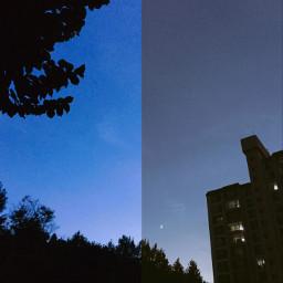 sky mixed analog