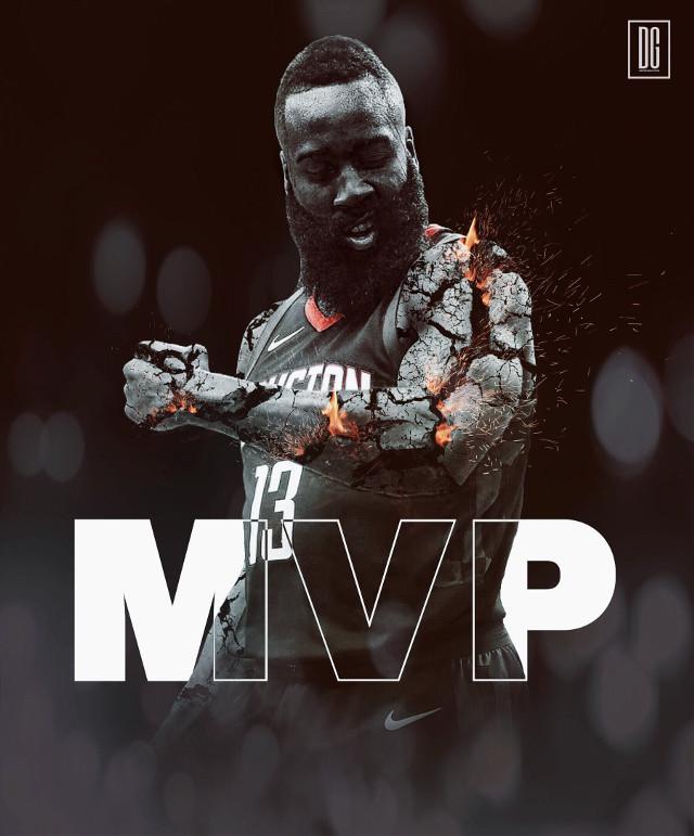 Well deserved MVP for The Beard #madewithpicsart #freetoedit #houston #usa #nba #basketball #picsart #art #artwork #design #today #thursday #sports #f4f #follow4follow