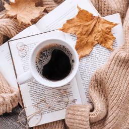 autumn coffee picsart freetoedit